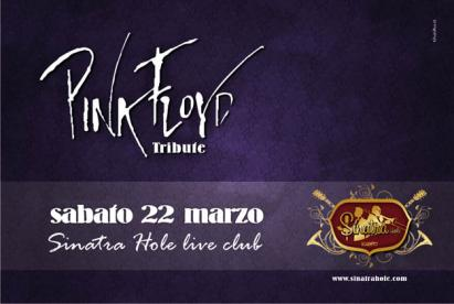 PINK FLOYD TRIBUTE BAND AL SINATRA HOLE