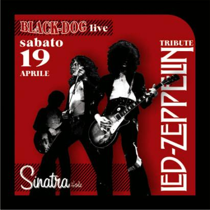 LED ZEPPELIN TRIBUTE ALSINATRA HOLE