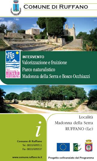 Inagurazione Parco Naturalistico Bosco Occhiazzi