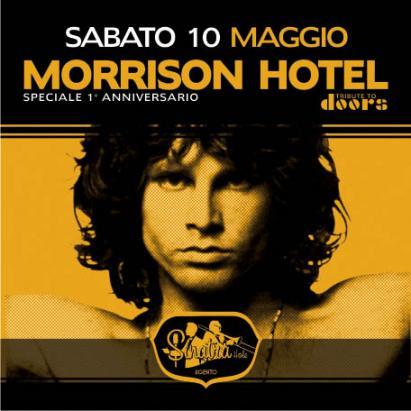 SPECIAL LIVE DEI MORRISON HOTEL AL SINATRA HOLE