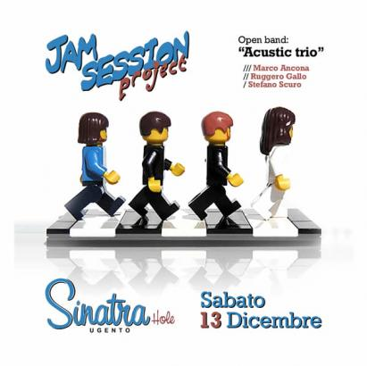ACUSTIC TRIO & JAM SESSION AL SINATRA HOLE