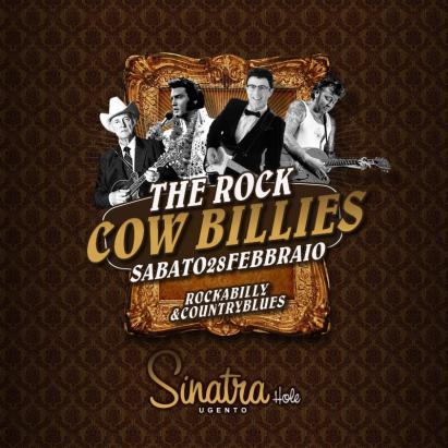 COUNTRY � BLUES AL SINATRA HOLE