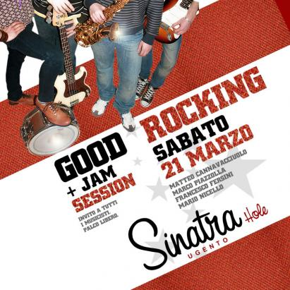 ROCK'N ROLL & JAM SESSION AL SINATRA HOLE