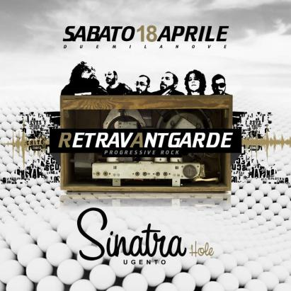  RETRAVANTGARDE AL SINATRA HOLE
